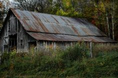Boxley Valley Arkansas Barn