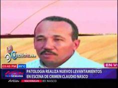 Patología realiza nuevos levantamientos en escena de crimen Claudio Nasco #Video - Cachicha.com