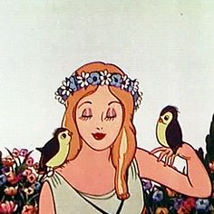 """"""" The Goddess Of Spring - 1934 """""""
