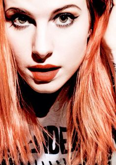 Beautiful picture of Hayley