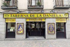Comer en Madrid  Cocido Madrileño - Taberna de la Daniela