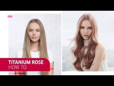 Opal-Essence creates a chic and graceful metallic effect with an opalescent shine. Inspired by opals and mother-of-pearls for delicate tones, Opal-Essence Ti. Wella Illumina Color, Latest Hair Trends, Rose Hair, Beautiful Long Hair, Opal, Hair Color, Hairstyle, Long Hair Styles, Channel