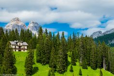 Misurina by Stéphanie Masson on 500px - At the border of Italy and Austria, at 1754 meters above sea level, lies the small village of Misurina; the ideal place for walks in the mountains in the heart of the pine trees.