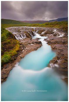 ✯ Bruarfoss - Iceland