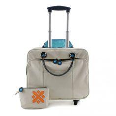 Urban Junket Women's Rolling Laptop Bag - Kristen - Women's - Laptop Bags