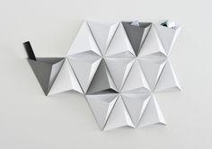 a bit funktional: DIY: kartonkinen lokerikko