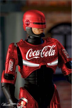 Robocola - Coca Cola