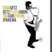 STAN GETZ: Plays Jobim. Follow link and listen to samples.