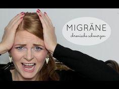 Chronische Schmerzen - Migräne - Meine Geschichte, Optimismus und was mir hilft - YouTube