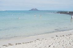 Fuerteventura Beach: Corralejo.