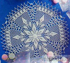 Crochet Doilies, Snowflakes, Napkins, Projects To Try, Crochet Patterns, Knitting, Knits, Mattress, Paths