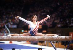 1984 U.S. Olympic Gymnastic Champion Mary Lou Retton