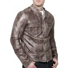 Fashion Leather Jecket Men, made with high grade leather. Available in all regular color and sizes. - See more at: http://hhhleatherind.com/index.php?route=product/product&path=171_191&product_id=415#sthash.MMVwnVQm.dpuf