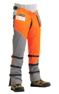 Husqvarna Technical Apron Wrap Chainsaw Chaps