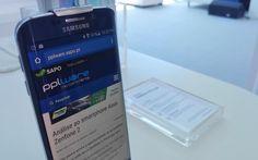 Prepare-se, vem aí o Galaxy S6 Plus!!  http://bit.ly/1Kaiplg