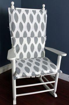 Easy rocking chair cushion to make diy crafts that i love pinterest rocking chairs - Rocking chair cushion diy ...