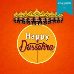 Epitomizing the strength of good that finally defeats evil, we wish the festival of Dussehra bestow upon you peace, joy and prosperity.  #HappyDussehra #DurgaPuja #Festival #Greetings #Wishes #Happiness #KenilworthHotel #Resort #Goa