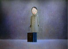 "by Liu Ye: ""Leave Me in the Dark"""