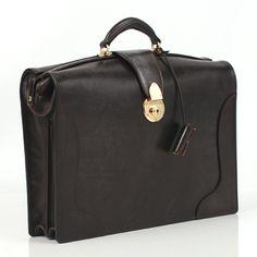 ブライドル 二つマチダレス | 万双 | 最高品質の革鞄 ダレスバッグ等の販売