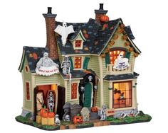 Scariest Halloween House