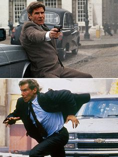 Harrison ford photo gallery | Ford, Patriot Games, ... | Harrison Ford: 27 Hunky Roles | Photo ...