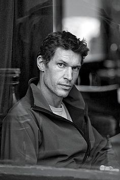 The late Tim Hetherington, photojournalist and Academy Award nominated film-maker who died at age 40 in April 2011.  Killed by Libyan mortar fire, Hetherington had been covering the Libyan civil war.