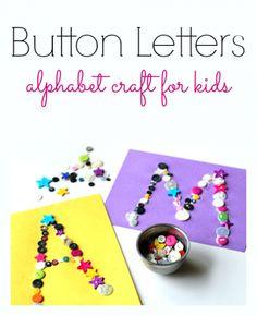 letras de botóns