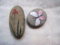 手绘石头来自黑冰快乐的图片分享-堆糖网;