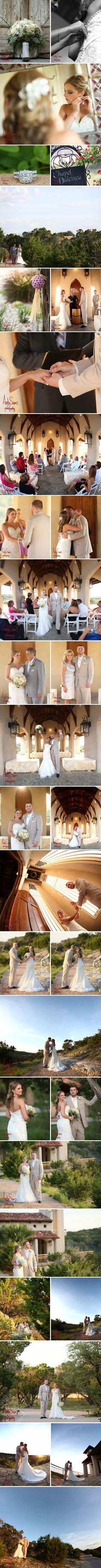 Michelle + Chris | Intimate Chapel Dulcinea Ceremony | Austin Wedding Photographer | Andy Sams Photography