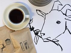 Specialty Coffee Advent Calendar (by @kaffebox)  Dec 17  This goat knows how to do it! Very delicious Gachatha Kenya by @lacabracoffee with taste of dark berries nice acidity very balanced. Probably my favourite kenyan coffee this year.  #kaffebox #kaffeboxjul #25cupsofchristmas #specialtycoffeeadventcalendar #lacabracoffee by lastguest_hh