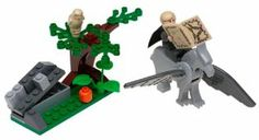 LEGO Set 4750 Harry Potter: Draco's Encounter With Buckbeak by Lego. $76.77. Easy to assemble and durable. Contains 36 pieces. Designed for Harry Potter fans. Recreate a scene from the world of Harry Potter. Features a secret compartment. Care of magical creatures is serious business. Will Draco be able to ride Buckbeak? If not, the first aid equipment is close at hand in the secret compartment. Includes 36 LEGO pieces.