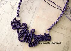 Knot Just Macrame by Sherri Stokey: Micro Macrame Without Rules