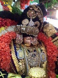 Karthika Brahmotsavam Pallaki Utsavam