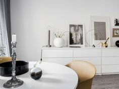 Decoration ideas storage IKEA Malm -   Homestyling Paradisgatan 20 - Studio In - 2