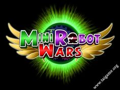 Mini Robot Wars Signature