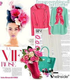 Fabulous spring outfit by LolasFashionHause