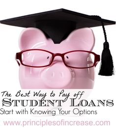 According to an article by MarketWatch, the student loan debt in America is growing at a rate of $2,726 per second! Are you one of millions of American's struggling with student loan debt? Student loan debt doesn't have to be forever and it doesn't have to kill you.