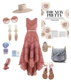 """Poudre"" by mypersonaloutfit on Polyvore featuring Zimmermann, Chloé, LAQA & Co., Marc Jacobs, Dolce&Gabbana e Suzanne Kalan"