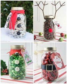 Love these ideas for the holidays!