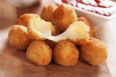 Rántott füstölt sajtgolyók Recept képpel - Mindmegette.hu - Receptek