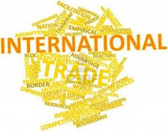 Trade is the exchange of commodity and services. International TRADE represents  business transactions taking place at the global level, and it is fundamentally different from domestic TRADE .