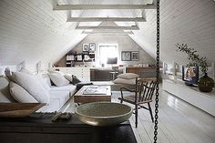 great use for loft area of a house