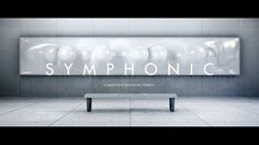 Symphonic tells a minimalistic tale with focus on simplicity, architecture and design.  An abstract representation of a classic orchestra with Konstruktiv as its conductor.  Shortfilm by Jean-Michel Verbeeck.  Production Company & Art Direction: Konstruktiv Director & Animation: Jean-Michel Verbeeck  Sound Design & Soundtrack: Echoic  www.konstruktiv.tv