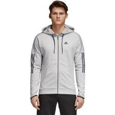adidas Damen Must Haves 3 Stripes French Terry Full Zip