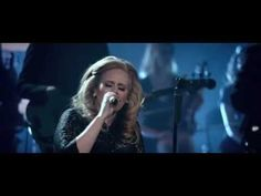 Adele - One and Only (Live at The Royal Albert Hall) - YouTube