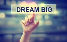 Did you know that January 13 is National Make Your Dreams Come True Day? Here are some  Simple Habits To Help You Turn Your Business Dreams Into Reality by @nellieakalp