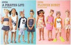 Swim Collections  Shop my website to coordinate the whole family! www.kellyskids.com/michellethompson