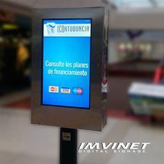 We lead the evolution of Outdoor Advertising with our Digital Signage Solutions. Visit imvinet.com for more information. -------------- Liderizamos la evolución de la Publicidad Exterior con nuestras soluciones de Señalización Digital. Visita imvinet.com para más información ------------- #DigitalSignage #SeñalizaciónDigital #Marketing #Retail #Ventas #Publicidad #Tecnología #PoweredByIMVINET #HechoEnIMVINET