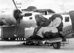 Image detail for -Flickr: The Military Nose Art Pool