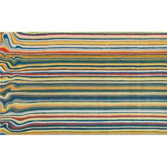 streamers rug in rugs/pillows | CB2